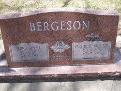 Ines Rose <i>Buehler</i> Bergeson