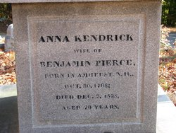 Anna <i>Kendrick</i> Pierce