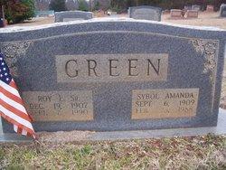 Sybol Amanda Mandy <i>Parker</i> Green