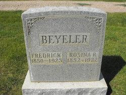 Fredrick Beyeler