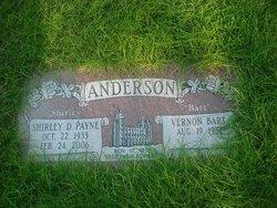 Shirley D <i>Payne</i> Anderson