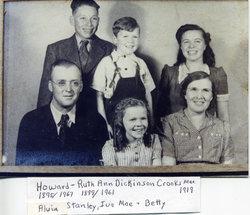 Ruth Ann <i>Dickinson</i> Crooks