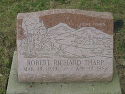 Robert Richard Bob Tharp