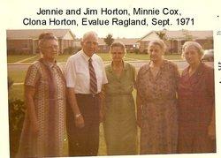 Nancy Evalou <i>Horton</i> Ragland