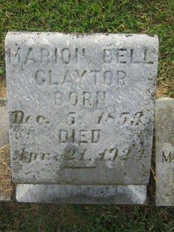Marion Orville <i>Bell</i> Claytor