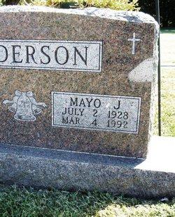 SSGT Mayo J Anderson