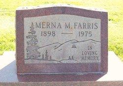 Merna Margaret <i>Williamson</i> Brown/Farris