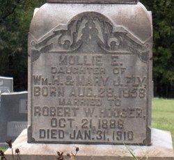 Mollie E <i>Fly</i> Houser