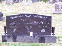 Judith Elaine <i>Johnson</i> McCormick