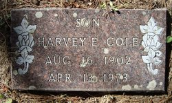 Harvey Ellsworth Cole