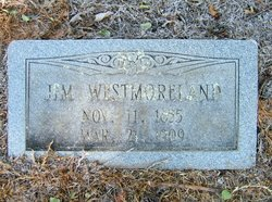 James Robert Jim Westmoreland