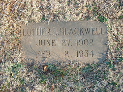 Luther L. Blackwell