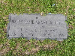 Harry Basil Doc Arant, Jr