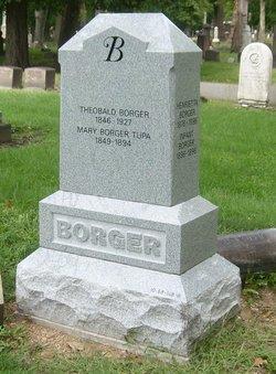 Mary <i>Polley</i> Borger