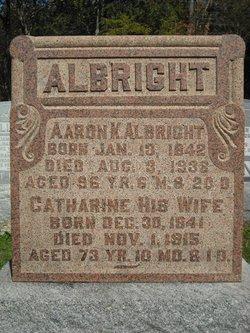 Aaron K Albright