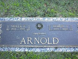 Stella Fay <i>Foust</i> Arnold