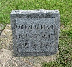 Conrad Gerland