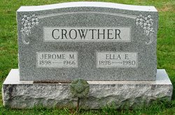 Jerome Miller Crowther
