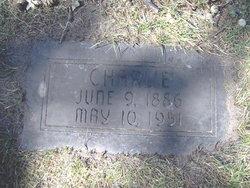 Charles / Carl Charlie <i>Johansson</i> Erickson