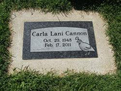 Carla Lani Cannon