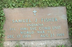 Samuel J Fisher