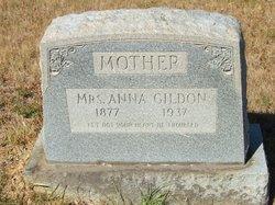 Anna <i>Davis</i> Gildon