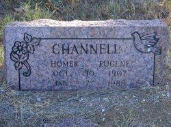 Homer Eugene Channell