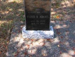 Floyd Bernard Adams