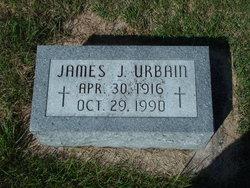 James J Urbain
