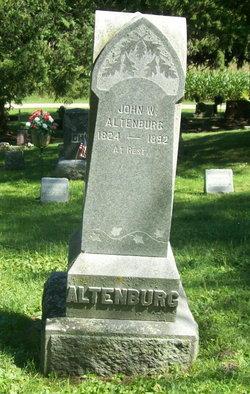 John William Altenburg