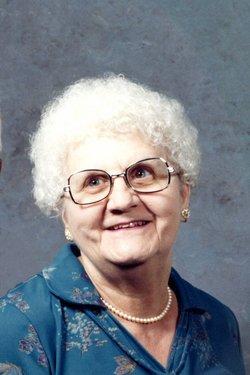 Ruth Dorothy <i>Veal</i> Burns