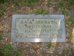 Ira Alexander Johnson