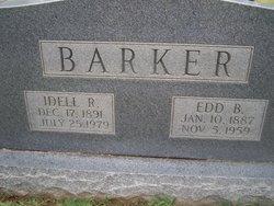 Frances Idell <i>Ragland</i> Barker