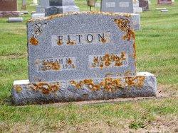 Sarah M <i>Matson</i> Elton