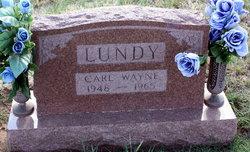 Carl Wayne Lundy