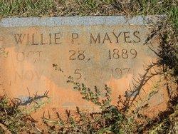 William Pettus Willie Mayes