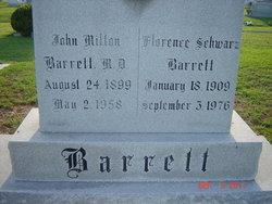 Florence <i>Schwarz</i> Barrett