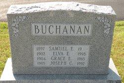 Elva E Buchanan