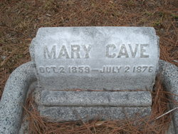 Mary Cave