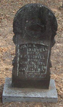 Julia Ann <i>Fox</i> Bagwell