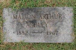 Marion Arthur Ashley