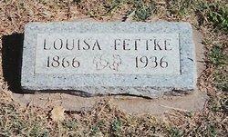 Louisa <i>Springborn</i> Fettke