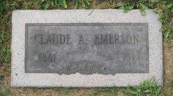Claude A. Emerson