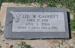 Lee W. Garriott