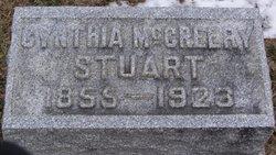 Cynthia Green Clay <i>McCreery</i> Stuart