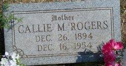 Callie Mae <i>Corn</i> Rogers