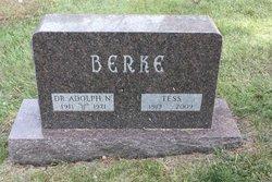 Dr Adolph N Berke