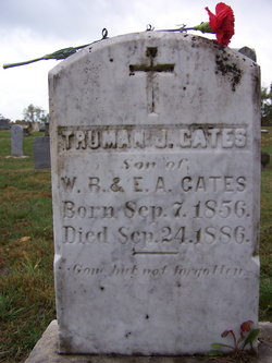 Truman J Gates