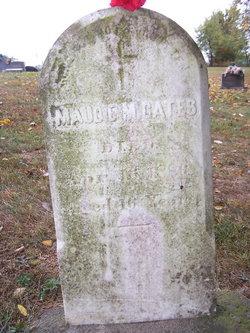 Maudie M Gates