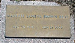 Mauress LaNeyl <i>Brown</i> Bray